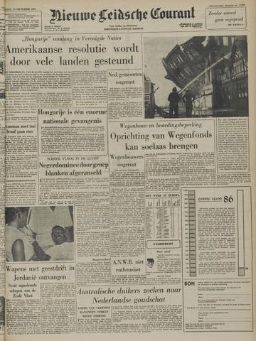 Nieuwe Leidsche Courant 1957-09-10