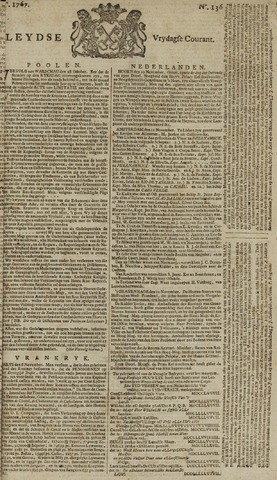 Leydse Courant 1767-11-13