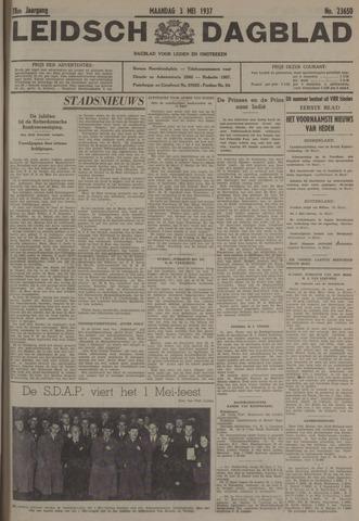 Leidsch Dagblad 1937-05-03