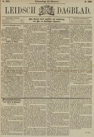 Leidsch Dagblad 1890-03-11