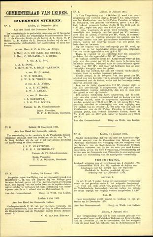 Handelingen van de Raad 1935-12-21