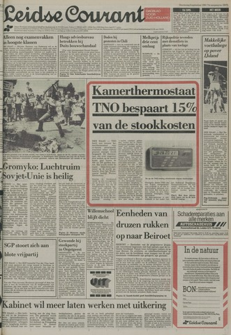Leidse Courant 1983-09-08
