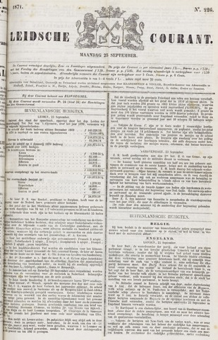 Leydse Courant 1871-09-25
