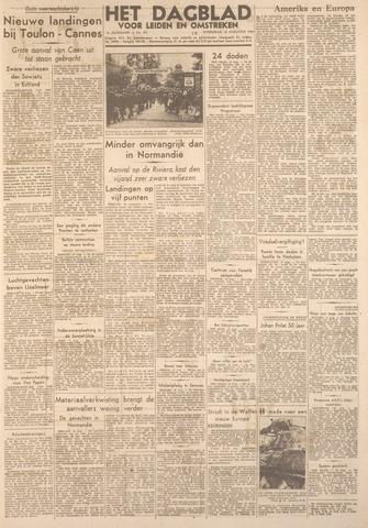 Dagblad voor Leiden en Omstreken 1944-08-16