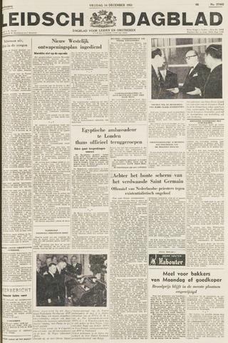 Leidsch Dagblad 1951-12-14
