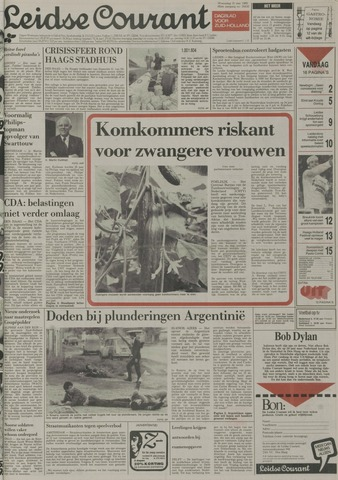 Leidse Courant 1989-05-31