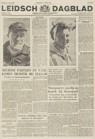 Leidsch Dagblad 1959-04-06