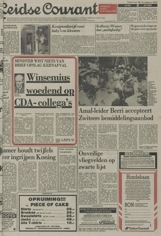 Leidse Courant 1985-06-21