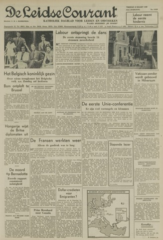 Leidse Courant 1950-03-10