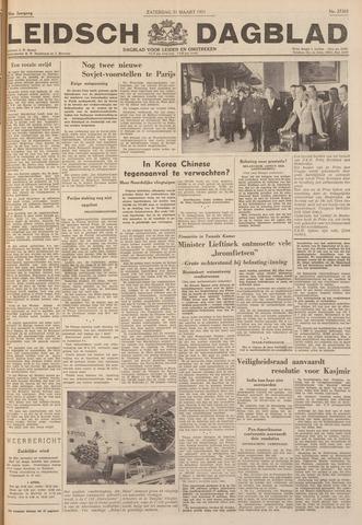 Leidsch Dagblad 1951-03-31