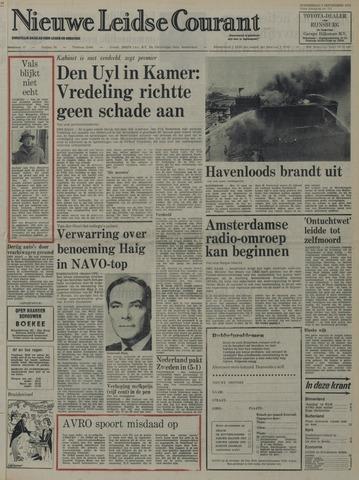 Nieuwe Leidsche Courant 1974-09-05