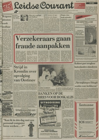 Leidse Courant 1984-12-22