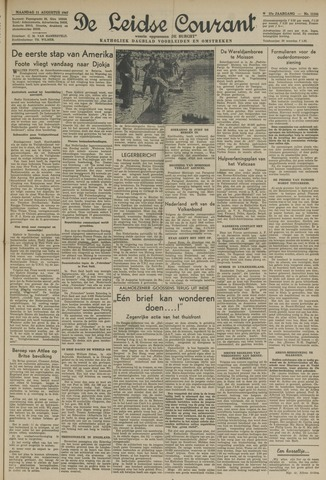 Leidse Courant 1947-08-11