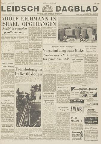 Leidsch Dagblad 1962-06-01