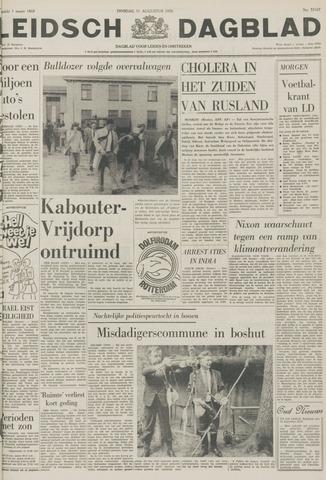 Leidsch Dagblad 1970-08-11