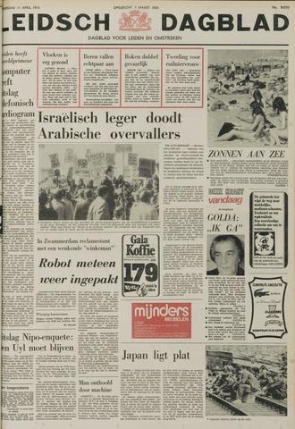 Leidsch Dagblad 1974-04-11