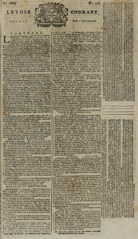 Leydse Courant 1803-09-09