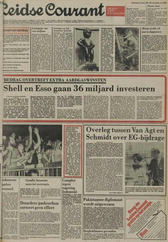 Leidse Courant 1980-06-14