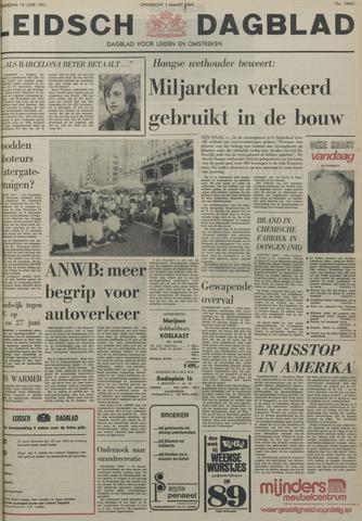 Leidsch Dagblad 1973-06-14