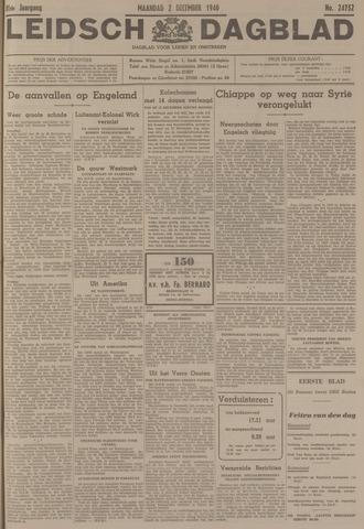 Leidsch Dagblad 1940-12-02