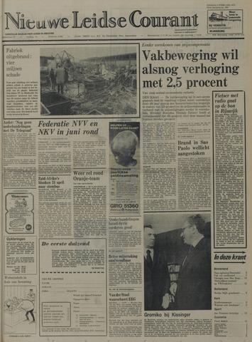 Nieuwe Leidsche Courant 1974-02-05