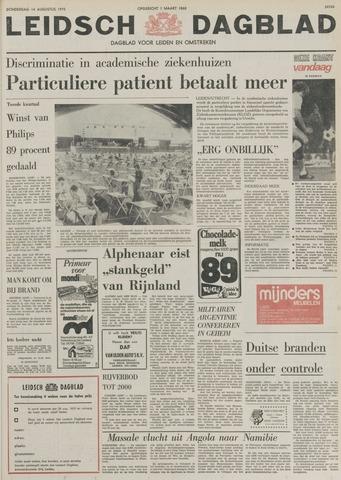 Leidsch Dagblad 1975-08-14