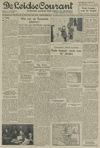 Leidse Courant 1949-04-21