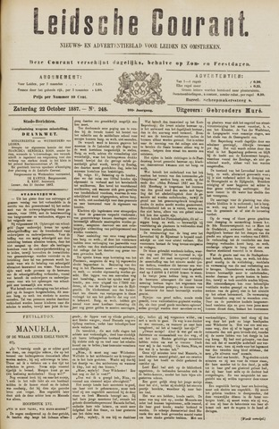 Leydse Courant 1887-10-22