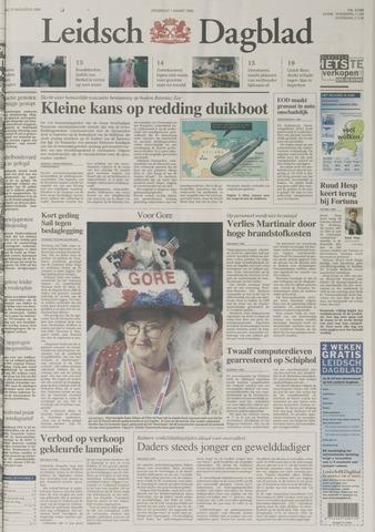 Leidsch Dagblad 2000-08-15