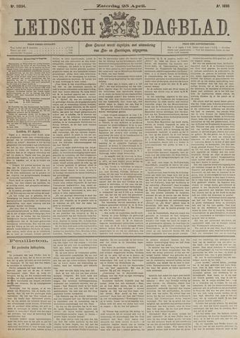 Leidsch Dagblad 1896-04-25