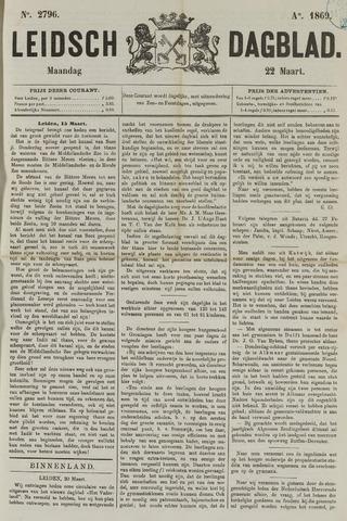 Leidsch Dagblad 1869-03-22