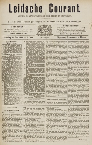 Leydse Courant 1885-06-27