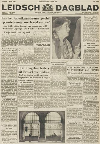 Leidsch Dagblad 1959-12-15