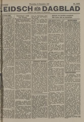 Leidsch Dagblad 1942-12-16