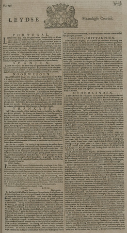 Leydse Courant 1726-08-12