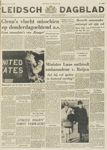 Leidsch Dagblad 1962-01-29