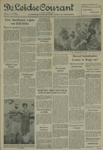 Leidse Courant 1963-08-03