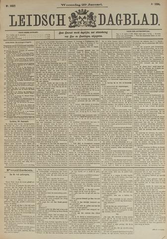 Leidsch Dagblad 1896-01-29