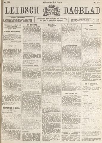 Leidsch Dagblad 1915-07-20