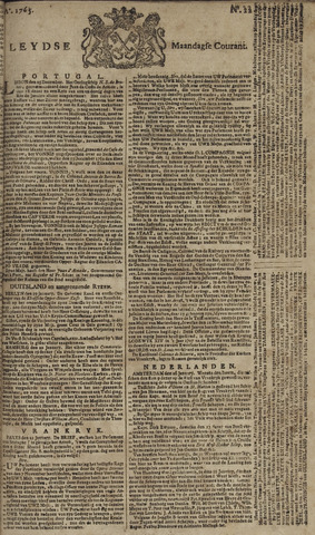 Leydse Courant 1765-01-28