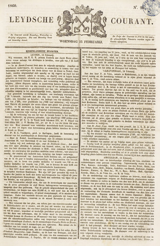 Leydse Courant 1860-02-15