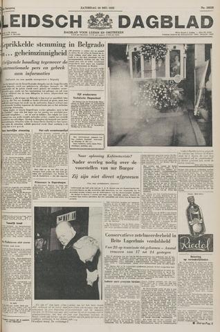 Leidsch Dagblad 1955-05-28