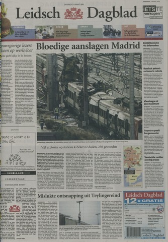 Leidsch Dagblad 2004-03-11
