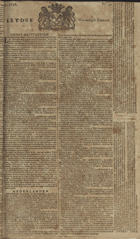 Leydse Courant 1756-03-10