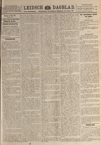 Leidsch Dagblad 1921-05-24