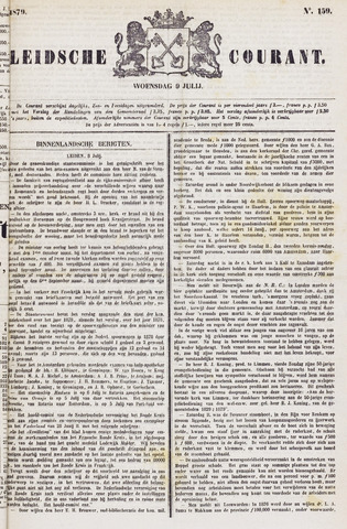 Leydse Courant 1879-07-09