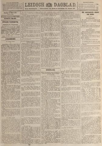 Leidsch Dagblad 1921-03-15