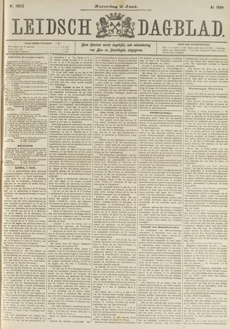 Leidsch Dagblad 1894-06-02