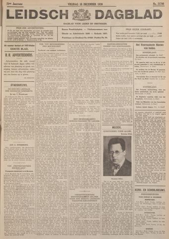 Leidsch Dagblad 1930-12-19