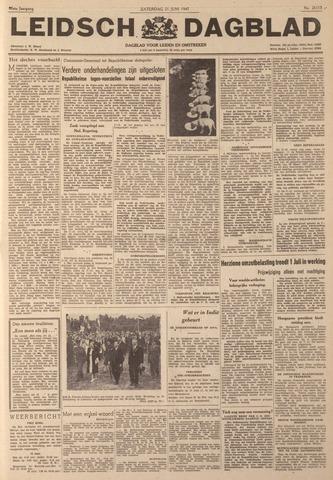 Leidsch Dagblad 1947-06-21